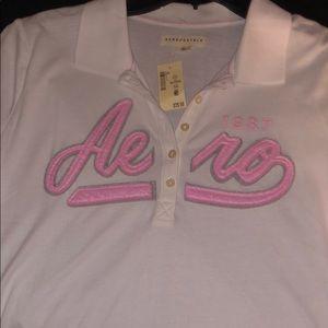 Aéropostal short sleeve shirt
